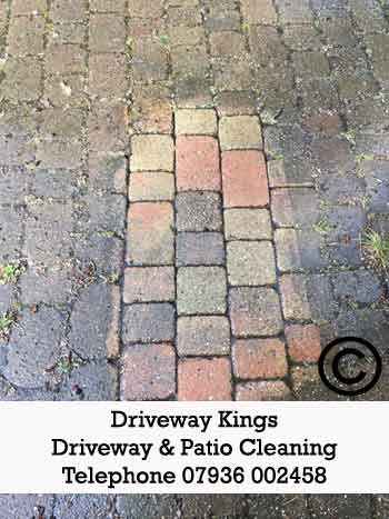 driveway cleaning ascot