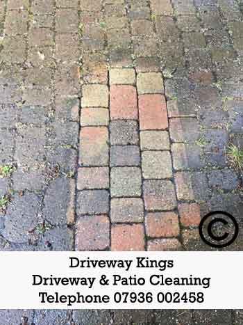 driveway cleaning barnet