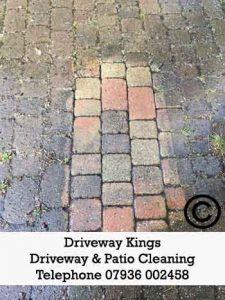 driveway cleaning borehamwood