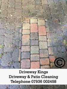 driveway cleaning highwood hill